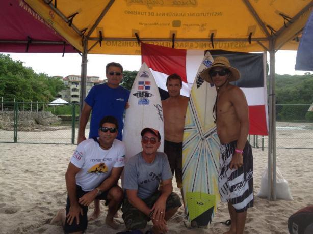 Los dominicanos en el Master Mundial