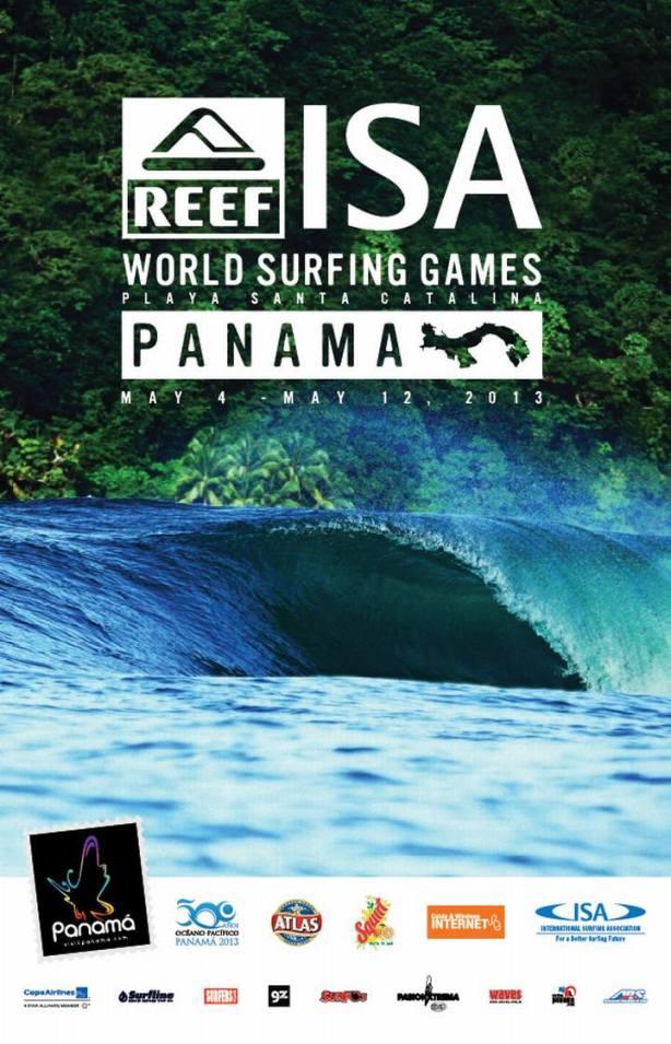Poster Isa panama 2013